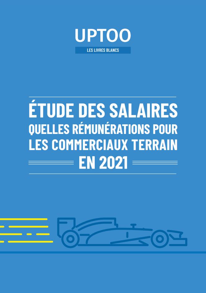 salaire commercial terrain